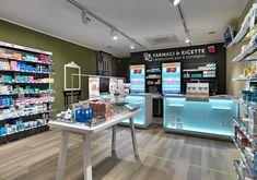 Promuovere una nuova idea di farmacia attraverso il design