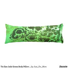 Tie Dye Yellow Body Pillow by Janz Brown Bodies, Magenta, Teal, Presents For Her, Designers Guild, Pin Collection