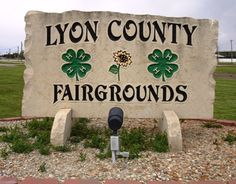 Check out whats going on at the Lyon County Fairgrounds! Most of their events happen over the summer!