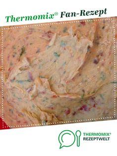 Tomaten Kräuterbutter mediterran von Tante ÄNNi. Ein Thermomix ® Rezept aus der Kategorie Saucen/Dips/Brotaufstriche auf www.rezeptwelt.de, der Thermomix ® Community.