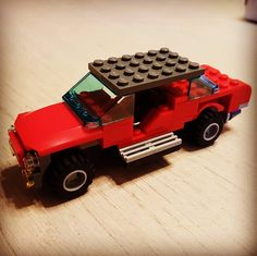 Lego Coupe