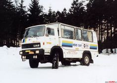 Skoda-LIAZ 151,809 Afrikabus, Csehszlovákia.