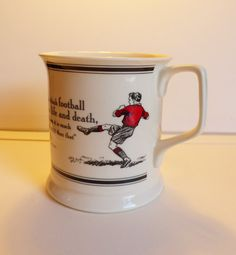 Bill Shankly Mug by LFCcollectables on Etsy