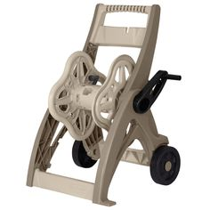 Shop Suncast Hose Reel Cart for Hose at Lowe's Canada. Find our selection of garden hose reels & guides at the lowest price guaranteed with price match. Garden Hose Reel Cart, Hose Cart, Water Hose Holder, Outdoor Extension Cord, Hose Storage, Sacred Lotus, Interior Garden, Lowes Home Improvements, Garden Inspiration