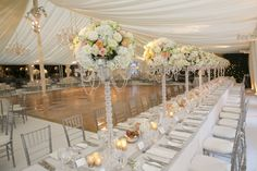Images For > White And Silver Wedding Themes