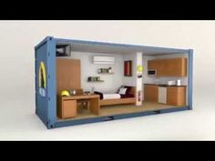 Royal Wolf Australia Television Commercial 2013: Shipping Containers
