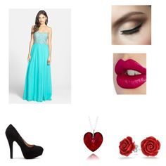 """Prom Night!"" by alissa070310 on Polyvore featuring Sean Collection, Charlotte Tilbury and Bling Jewelry"