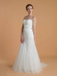 Wedding dress from White Peony