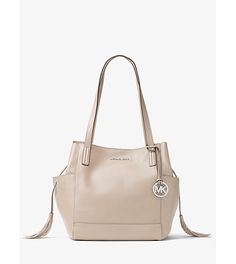 Ashbury large leather shoulder bag by MICHAEL Michael Kors.