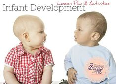 Infant Development Lesson Plan  Child Development
