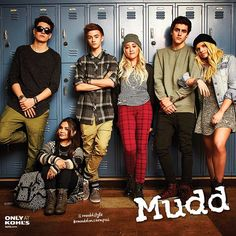 Mudd Squad looking fresh in our new campaign!