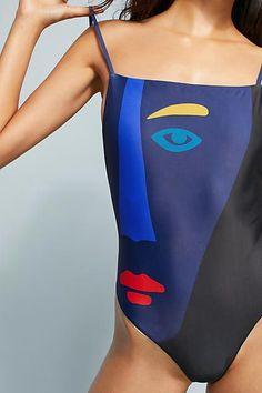 263d6777f3c60 Mara Hoffman Georgette One-Piece Swimsuit