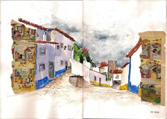 http://urbansketchers-portugal.blogspot.pt/