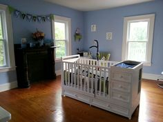 Winstons nautical nursery