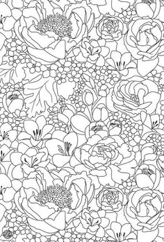 576 Best Pattern Coloring Pages Images On Pinterest