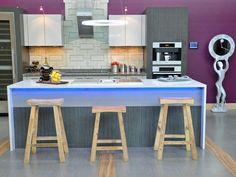 Modern | Kitchens | Jennifer Reiner : Designer Portfolio : HGTV - Home & Garden Television