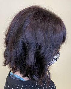 Haircut For Thick Hair, Wavy Hair, Her Hair, Cute Bob Haircuts, Textured Bob, Balayage Highlights, Wand Curls, Latest Hairstyles, Fine Hair