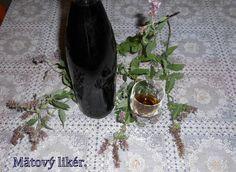 Fotorecept: Domáci mätový likér