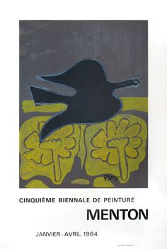 Galerie Michelle Champetier - Georges Braque - Biennial event of Menton
