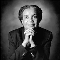 #Marian #Wright #Edleman, the first female African American admitted to the Mississippi Bar (1964). In 2000, she received the Presidential Medal of Freedom, the highest civilian award in the US.