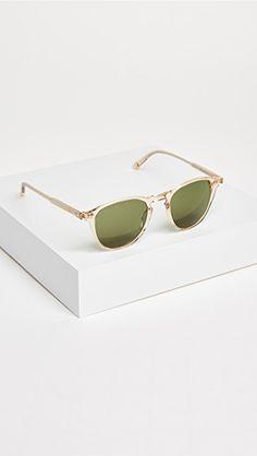 a118f82a2a9 Ray Ban Erika Classic Polarized Green Classic G-15 Sunglasses RB4171 ...