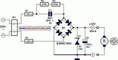 Como Ligar Ventoinha 12 Vdc diretamente no 220 Vac