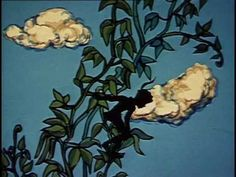Lotte Reiniger Jack and the Beanstalk 1955 Emperors New Clothes, Jack And The Beanstalk, Animation, Search, Youtube, Art, Germany, Lotte Reiniger, Art Background