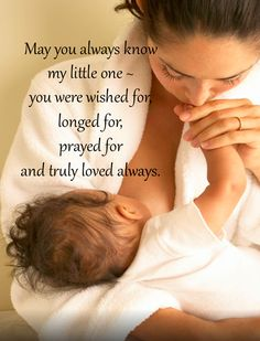 May you always know ...