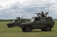 Two Canadian Forces G-Wagons - Mercedes-Benz G-Class - Wikipedia Mercedes G Wagen, 4x4, Canadian Army, Mercedes Benz G Class, Armored Fighting Vehicle, Military Photos, Military History, G Wagon, Armed Forces