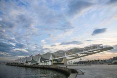 Projeto de Santiago Calatrava, Museu do Amanhã é inaugurado no Rio de Janeiro