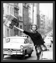 Photographer Helmut Newton 1959 – High Low Vintage