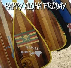 What if you bought a paddle for each tropical place you visit (not from there) and then paint the shape and something that stuck out about it and put it on a wall in the game room / finished basement! Sup Stand Up Paddle, Sup Paddle, Sup Surf, Mahalo Hawaii, Sup Yoga, Big Waves, Hawaiian Islands, Surfs Up, Big Island
