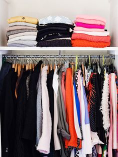 Change the way you look at your closet with one important tip