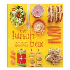 For Yummy School Lunches