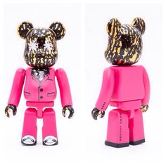 ISETAN MEN 'S MEETS SPECIAL PRODUCT DESIGN 베어브릭 ( BE@RBRICK ) 10주년 기념 한정판 bearbrick _ MARC JACOBS ( 마크 제이콥스 )