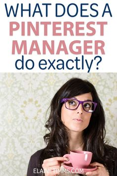 Have you ever wondered about what exactly Pinterest managers do? In this post, I share a look into Pinterest management services so that you can understand what this fairly new role is, if you should hire one, and what you're getting if you do hire a Pinterest manager. A good read if you've considered becoming a Pinterest manager as well. #Pinterestmarketing #pinterestvirtualassistant #pinterestmanager #marketing #virtualassistant #va Small Business Accounting, Accounting Software, Business Tips, Online Business, Set Up Account, Virtual Assistant Services, Pinterest For Business, Social Media Tips, Pinterest Marketing