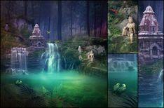 Waterfalls by kuschelirmel [Jasmin Junger]