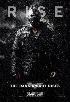 rises poster bane
