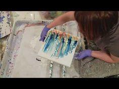 (247) Acrylic swipe with amazing results! - YouTube