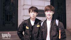 Kun and WinWin | SMRookies