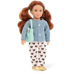 """Lori by Our Generation® 6"""" Doll Autumn / for Amy"""