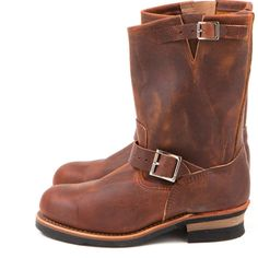 2972 - 11 Engineer Copper Rough and Red Wing Engineer Boots, Red Wing Boots, Red Wing Shoe Stores, Red Wing Pecos, Fashion Boots, Mens Fashion, Country Wear, Raw Denim, Leather Boots