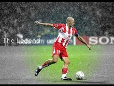 Predrag Djordjevic - The Legend National Championship, Happy Moments, Champions League, Football Players, Greek, Positivity, Passion, Goals, Baseball Cards