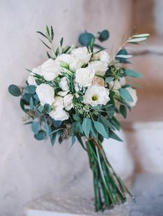 Photography: Luna de Mare Photography - http://www.stylemepretty.com/portfolio/luna-de-mare Floral Design: Tangled Lotus - http://www.stylemepretty.com/portfolio/tangled-lotus   Read More on SMP: http://www.stylemepretty.com/2015/09/21/intimate-summer-sunstone-villa-wedding/