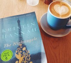 """I'm in a bit of a reading funk at the moment - you know when you start a few books but you're not feeling any of them? I've just started 'The Nightingale'…"""