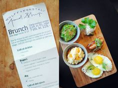 Wulff and Konstali: Great brunch at Amager in Copenhagen