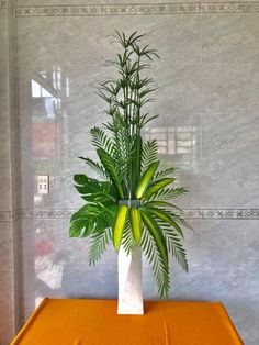 Tropical Flower Arrangements, Creative Flower Arrangements, Artificial Floral Arrangements, Church Flower Arrangements, Ikebana Arrangements, Tropical Flowers, Altar Flowers, Church Flowers, Flower Tower