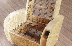 Fehlt nur noch das Polster Diy Couch, Diy Furniture Couch, Reupholster Furniture, Diy Chair, Upholstered Furniture, Plywood Furniture, Home Decor Furniture, Furniture Projects, Furniture Plans
