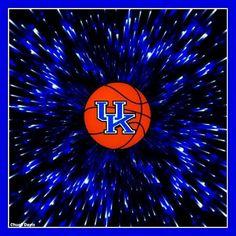 UK basketball in space University Of Kentucky, Kentucky Wildcats, Kentucky Derby, Uk Wildcats Basketball, Kentucky Basketball, College Basketball, Basketball Schedule, Go Big Blue, My Old Kentucky Home