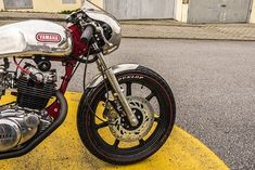 Piston Brew: Yamaha Sport Racer